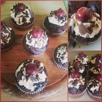Feketeerdő muffin
