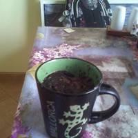 Nutellás bögrés süti