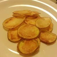 Burgonya chips recept egyszerűen