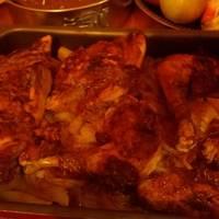 """Csirke """"Pékné"""" módra"""