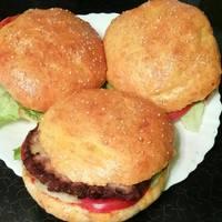 Hamburgerhús recept grillen