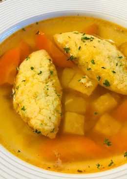 Skót leves