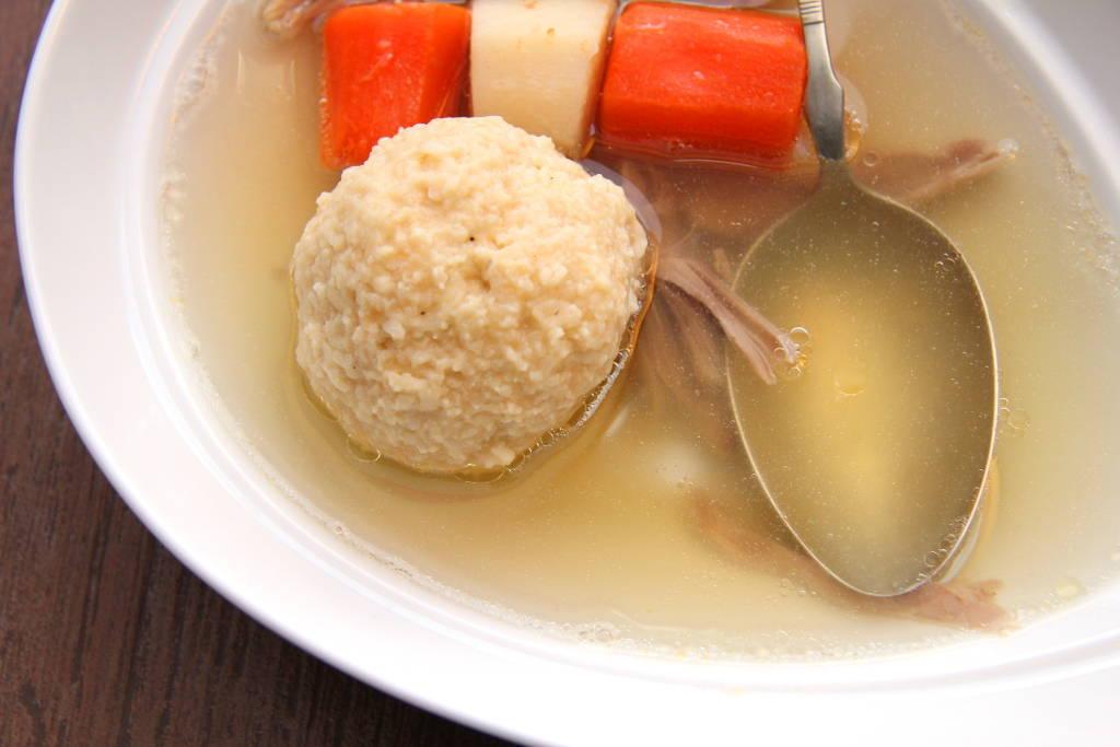 Libaleves recept maceszgombóccal főfotó