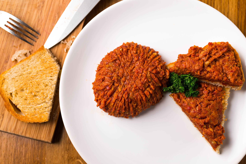 Tatár beefsteak (tatárbifsztek) recept főfotó