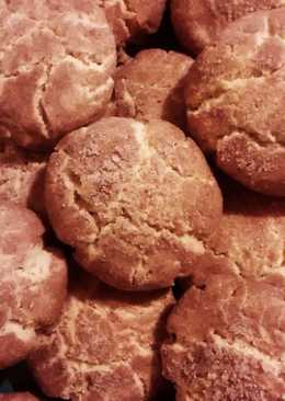 Fahéjas keksz (Snickerdoodle)