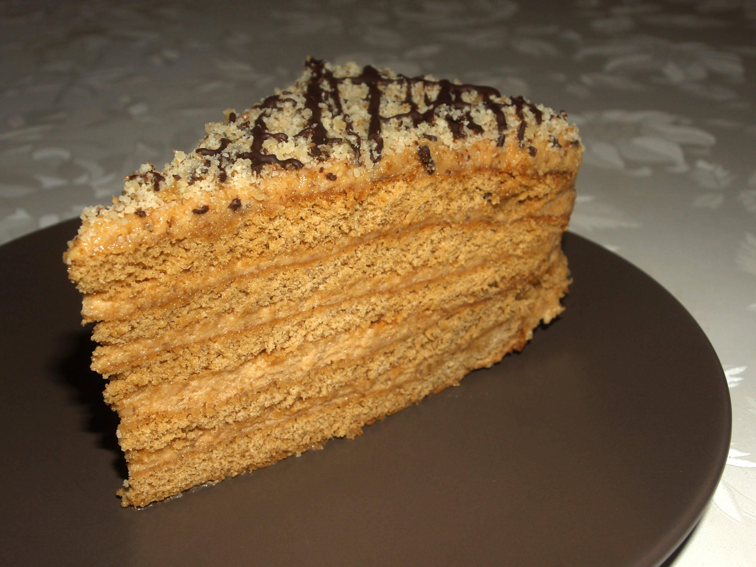 Marlenka torta recept főfotó