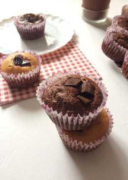 Dupla csoda muffin