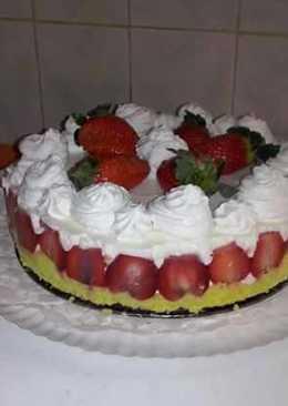 Epres joghurt torta 😉