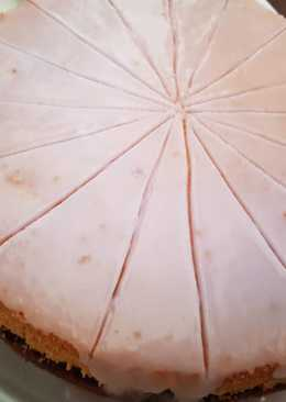 Fiúk kedvenc puncs tortája