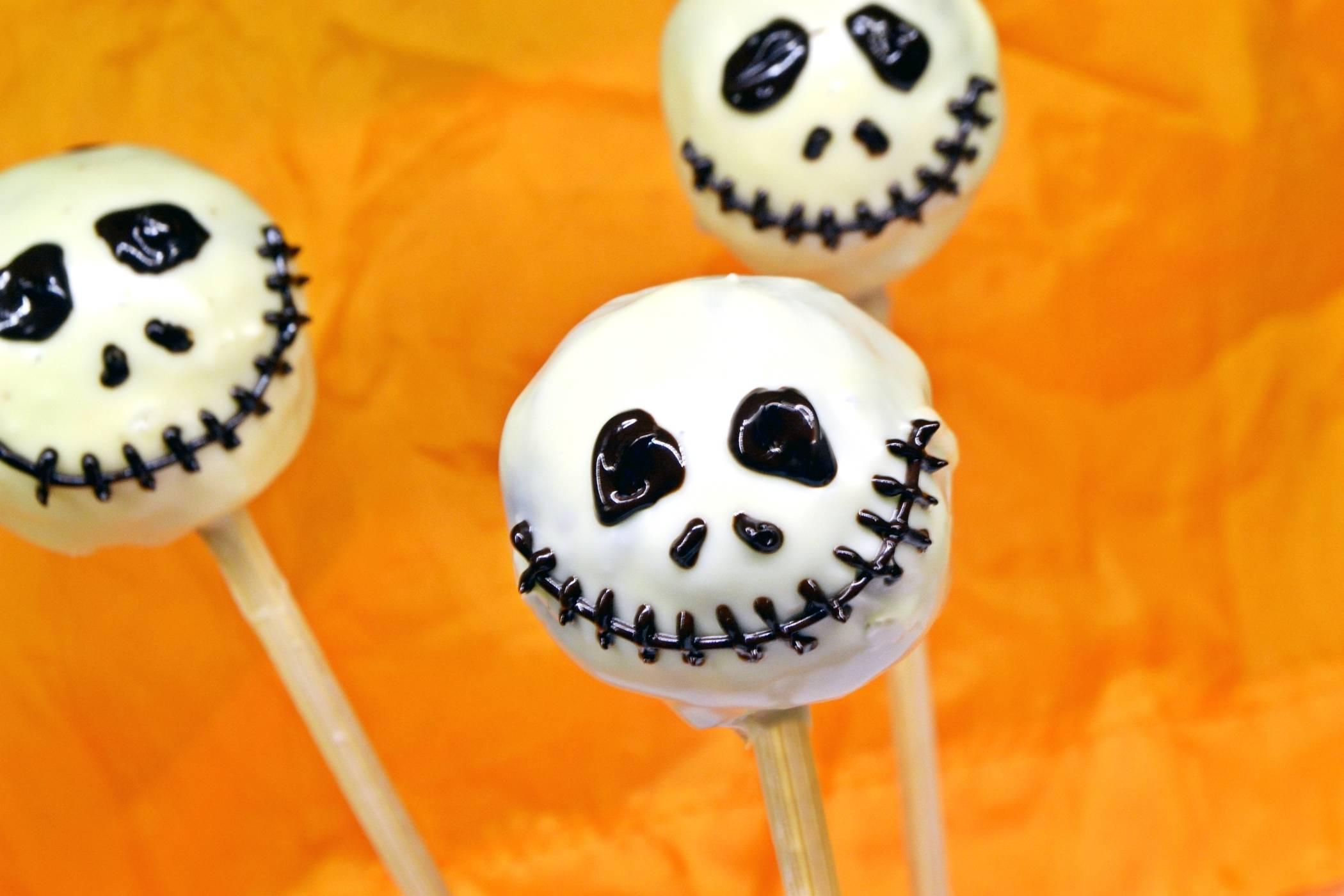 Halloween pop cake recept főfotó