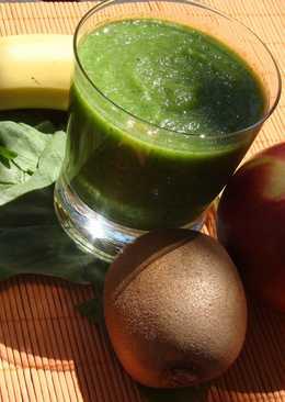 Zöld turmix recept (smoothie)