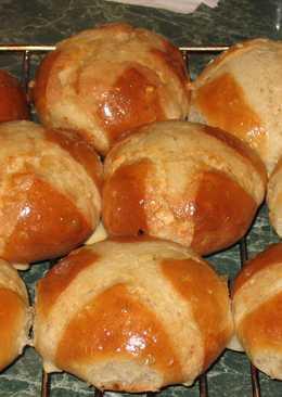 Keresztes buci recept (Hot Cross Bun)