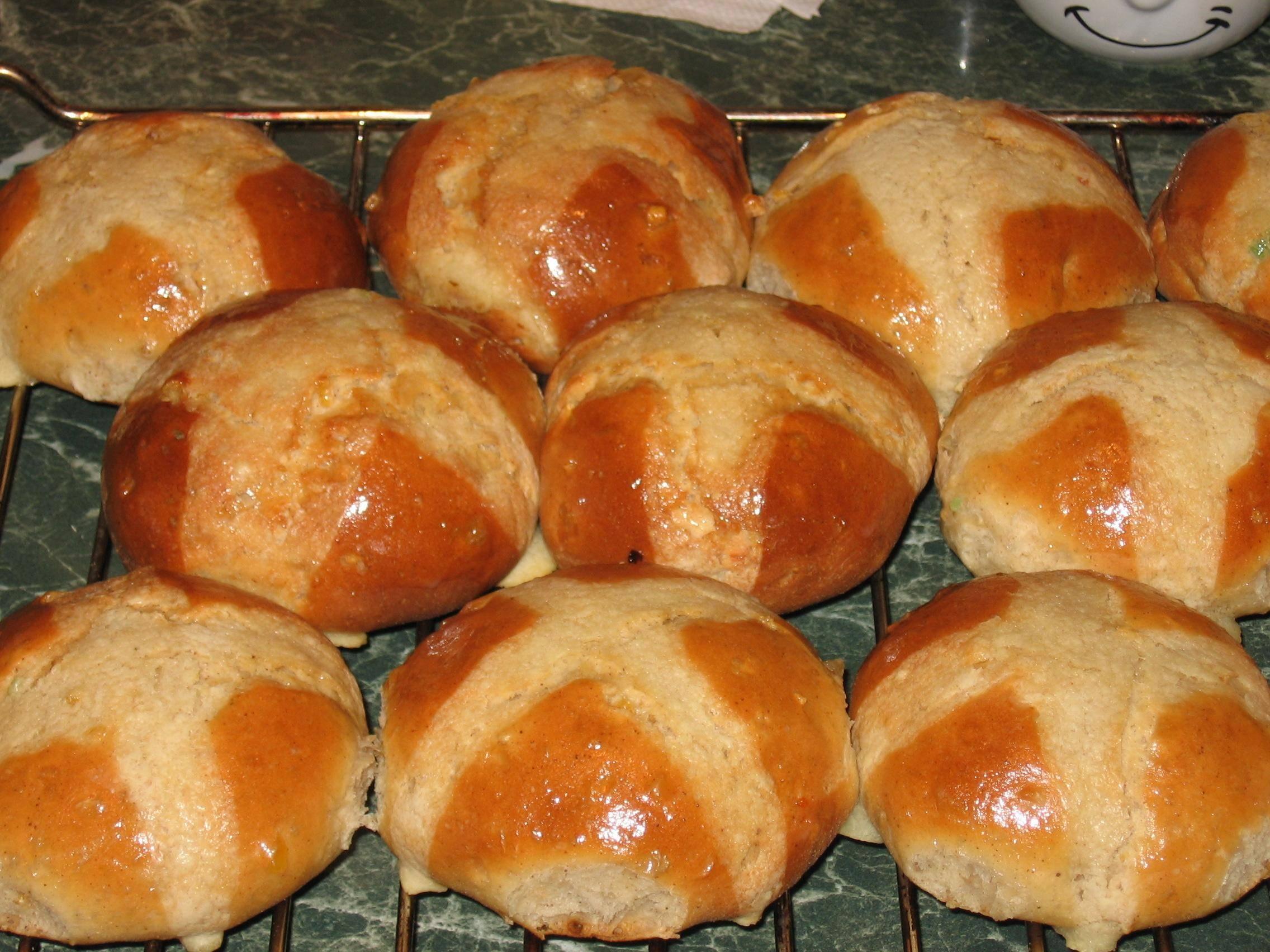Keresztes buci recept (Hot Cross Bun) főfotó