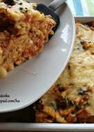 Rakott tészta (Lusta lasagne)
