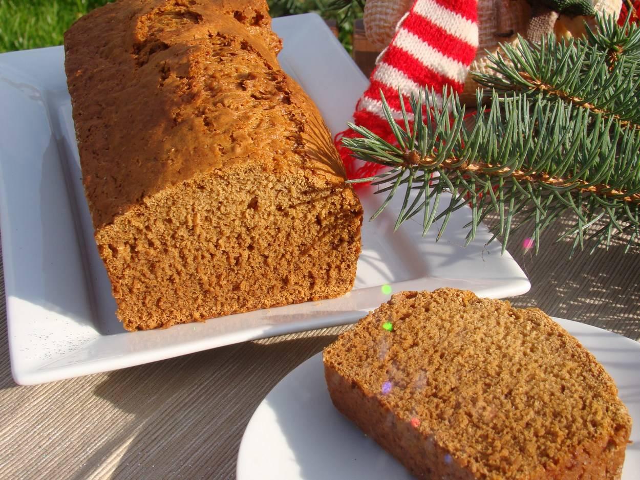 Holland mézeskalács sütemény recept főfotó