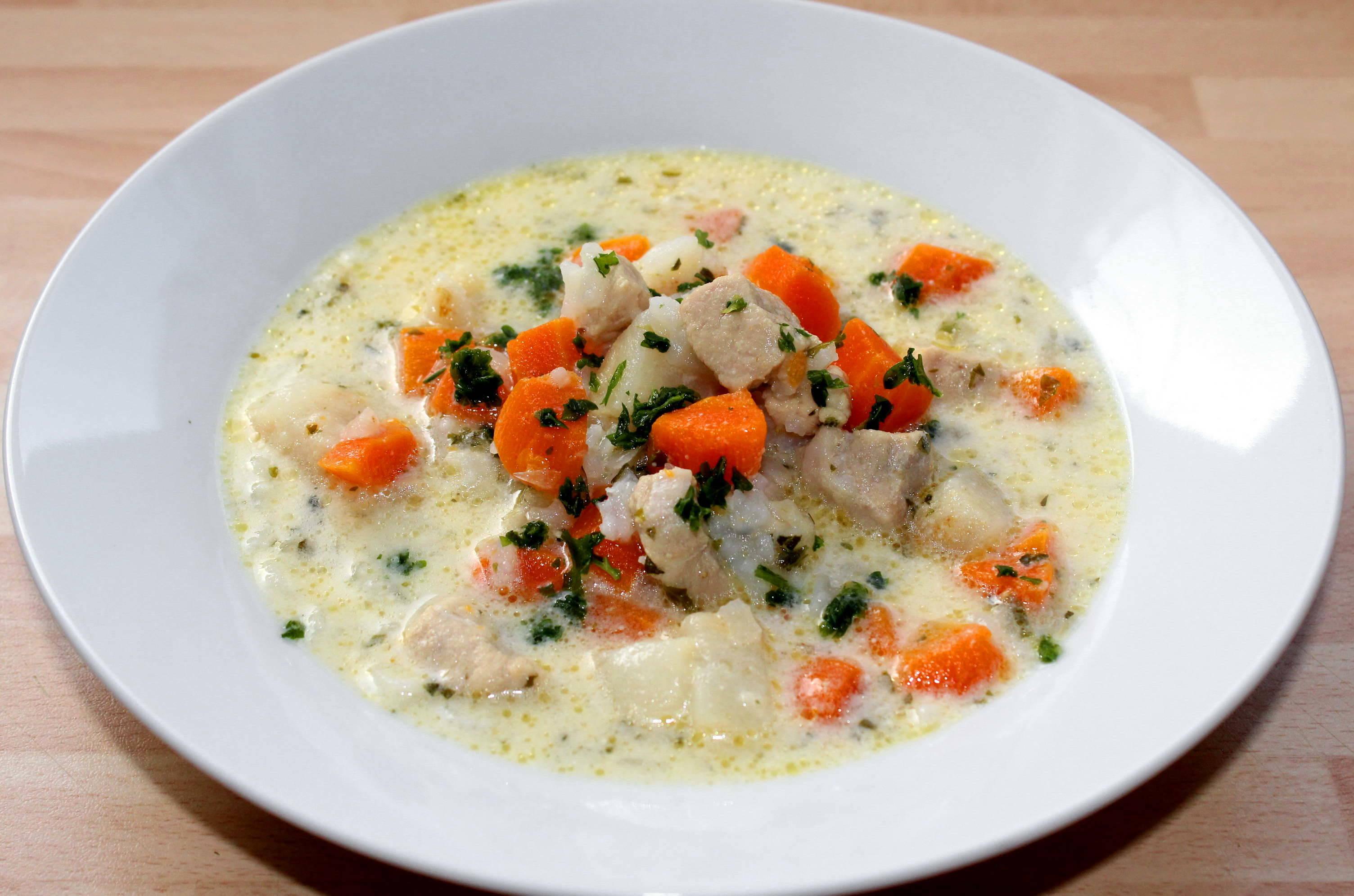 Savanyú leves recept főfotó