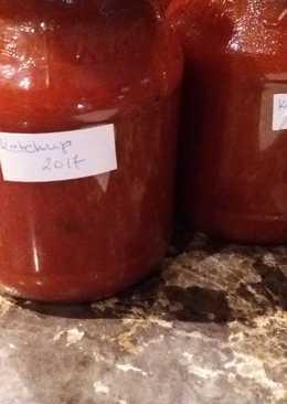 Csípős ketchup házilag, tartósítószer nélkül