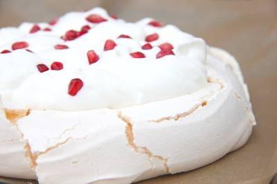 Klasszikus pavlova torta