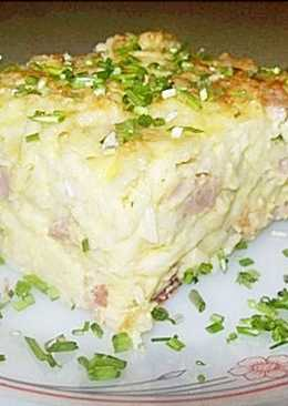 Sonkás-sajtos makaróni