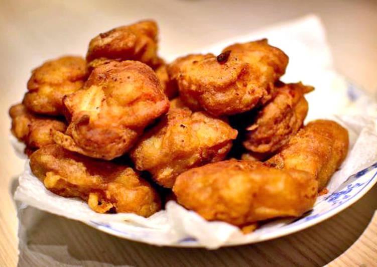 Kínai édes-savanyú csirke golyó