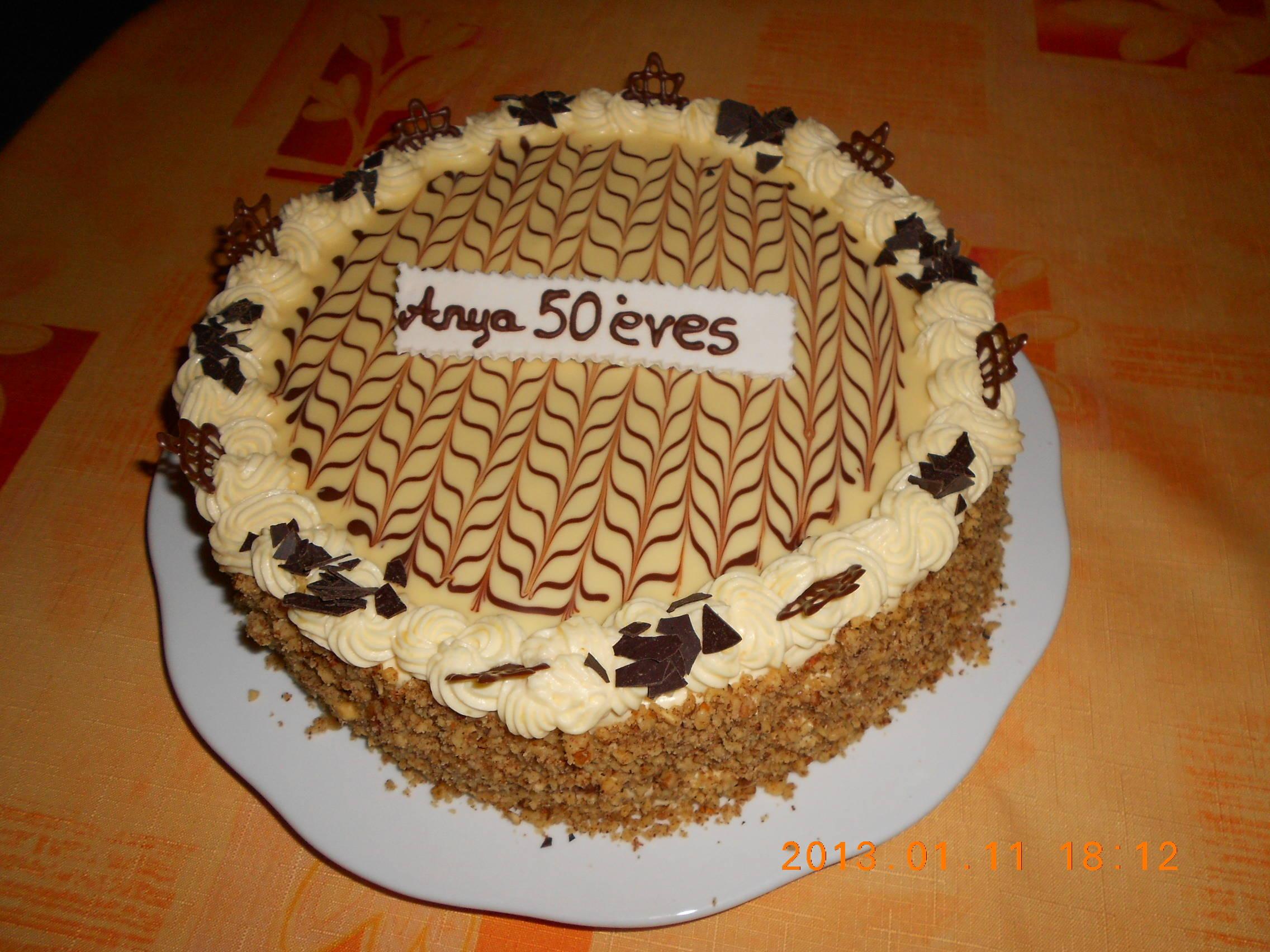 Eszterházy torta recept főfotó