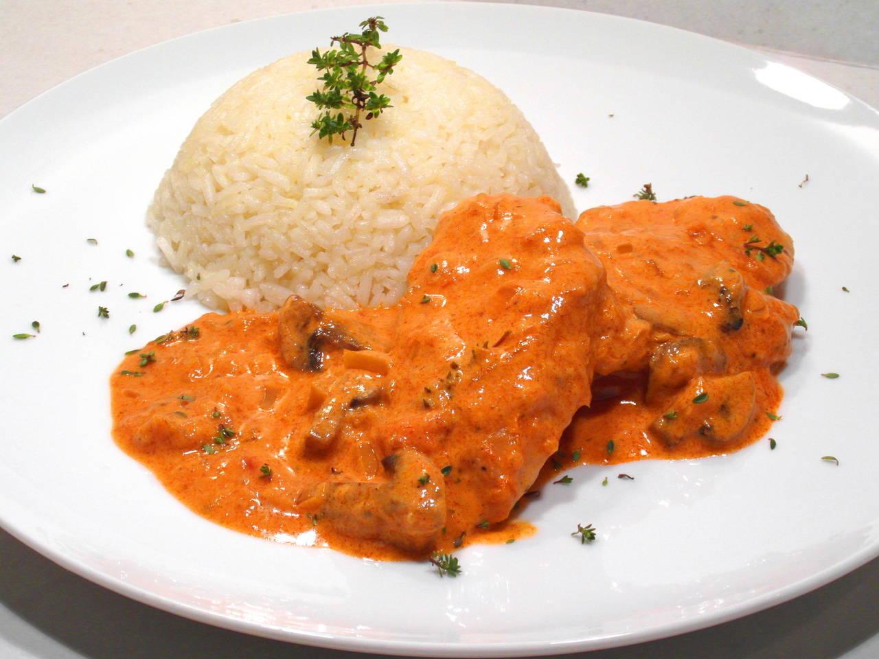 Bakonyi csirkemell filé recept főfotó