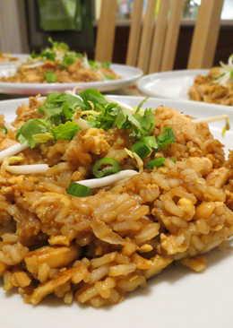 Nasi goereng (Indonéz sült rizs)