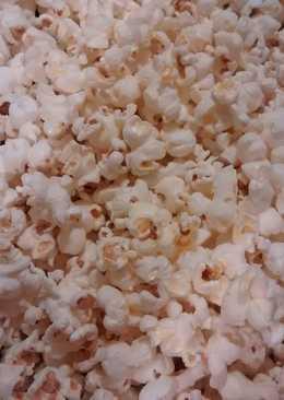 Pop-corn házilag🍿