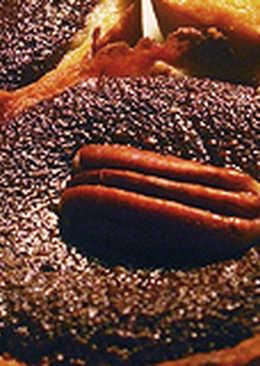 Csokoládés-nugátos tortácska