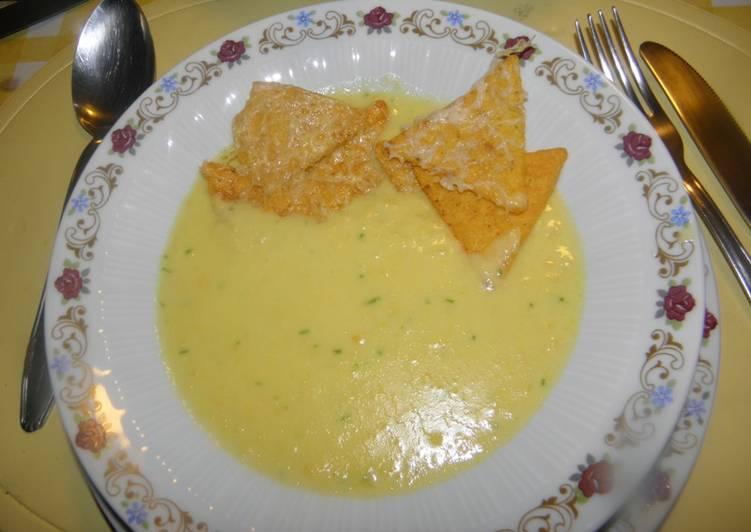 Kukorica krémleves recept II