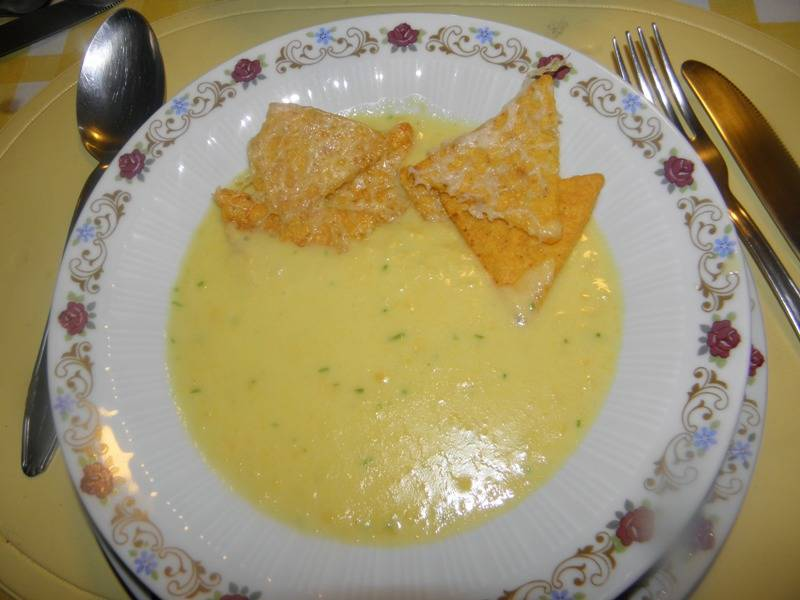 Kukorica krémleves recept II.  főfotó