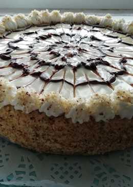 Könnyed Eszterházy torta Tündétől