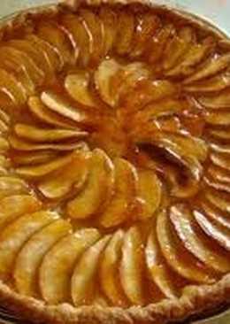 Tarte aux pommes à l'ancienne