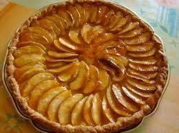 tarte aux pommes à l'ancienne recept főfotó
