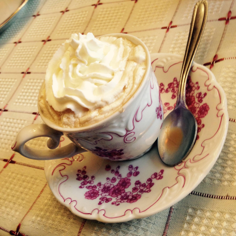 Fahéjas kávé recept főfotó