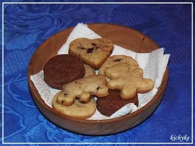 Omlós vajas keksz receptek főfotó