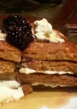Sütőtökös amerikai palacsinta (Pumpkin Pancakes)