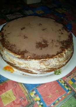 Tiramisu torta, ahogy én szeretem