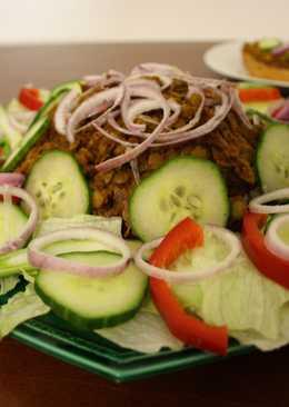 Indiai fűszeres lencse