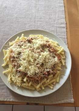 Bolognai spagetti (makaróni)
