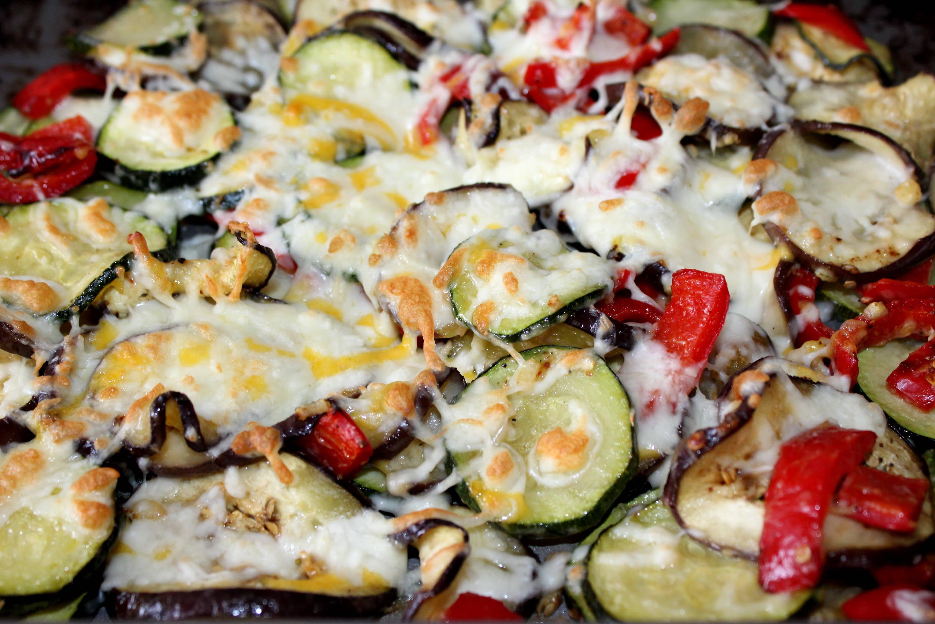 Majonézzel sült grill zöldség recept főfotó