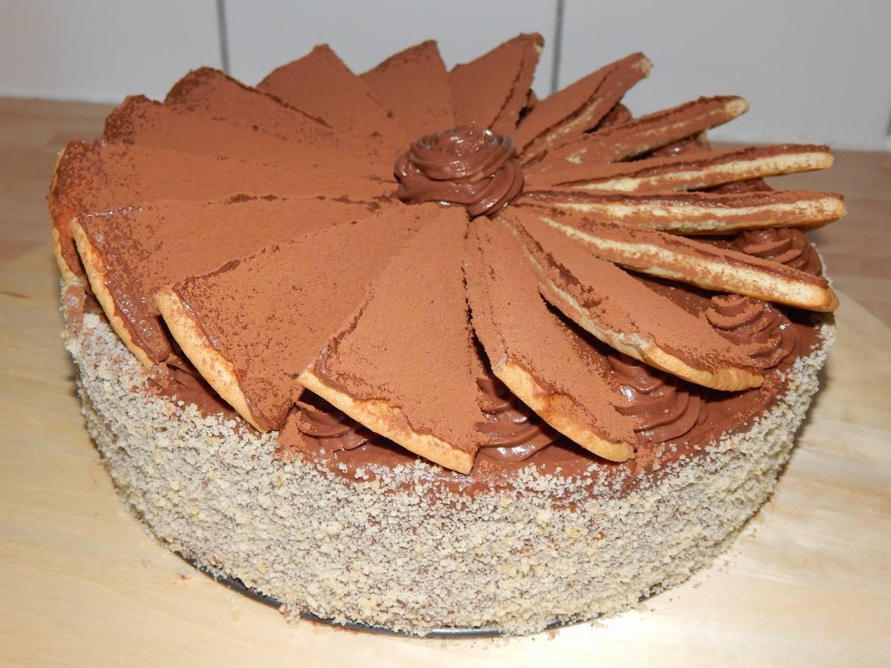 Stefánia torta recept főfotó