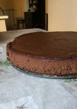 Csilis-csokis sajttorta