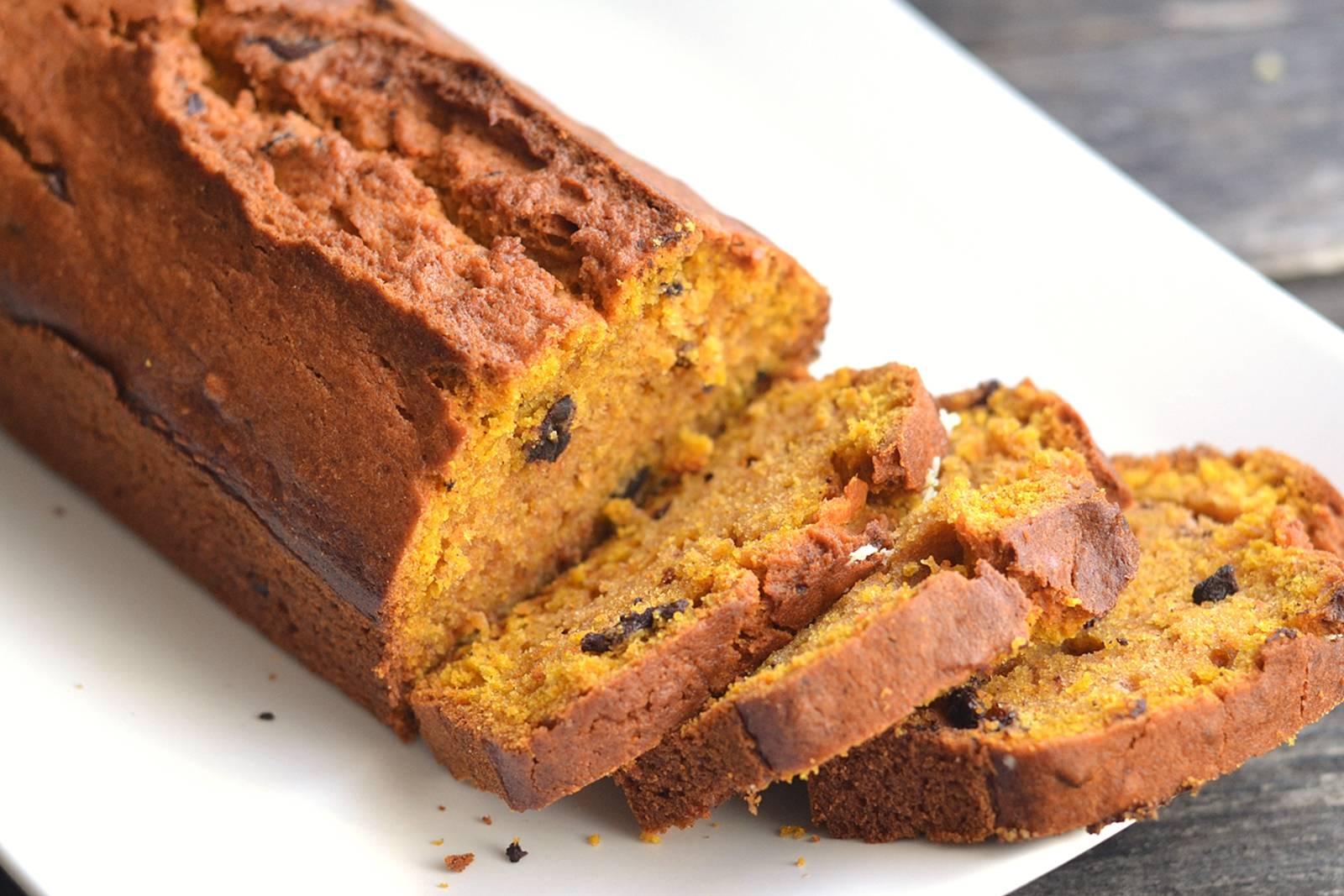 Sütőtökös-csokis piskota recept főfotó