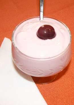 Házi gyümölcs joghurt