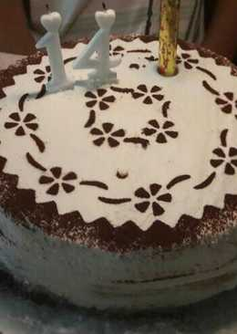 Tiramisu torta, ahogyan mi szeretjük
