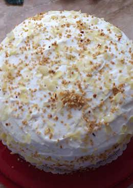Epres fehércsoki torta