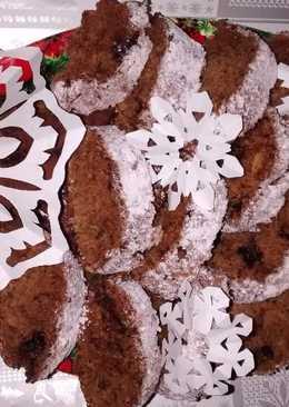 Nagyi karácsonyi gyümölcskenyere