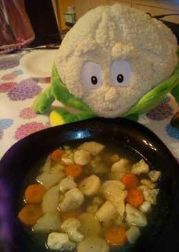KarfiOli zöldséglevese