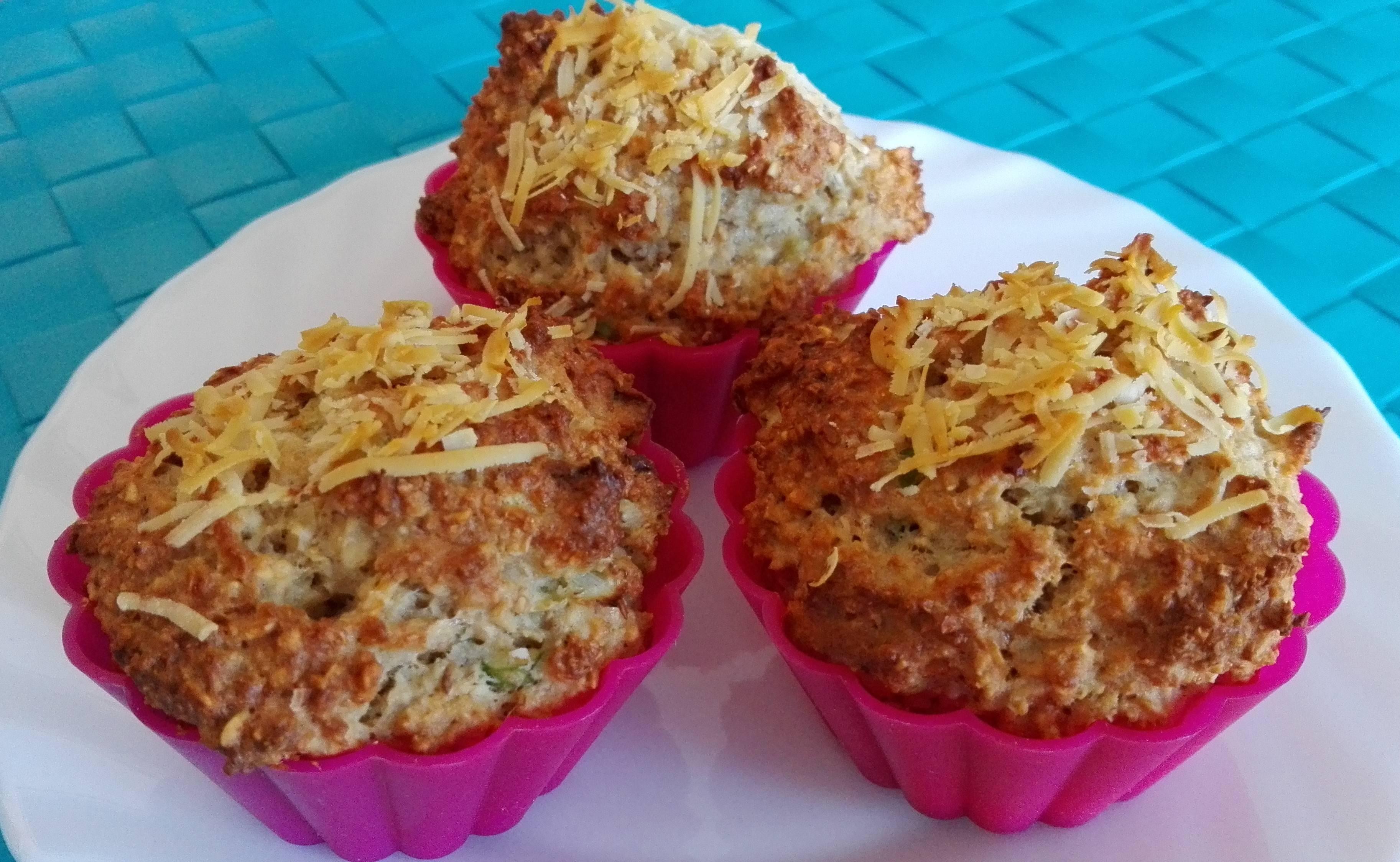 Újhagymás-parmezános puffancs recept főfotó